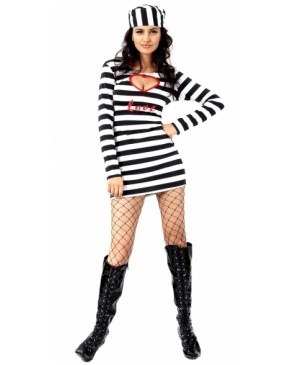 Prisoner in Love Sexy Costume