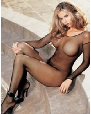 Shirley Of Hollywood Fishnet Bodystocking