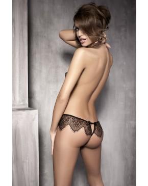 Anais Abbigail Sheer Lace Open Panty