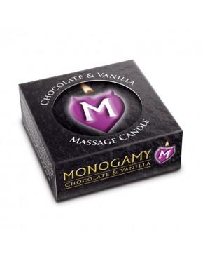Monogamy Small Massage Candle 25g Chocolate & Vanilla