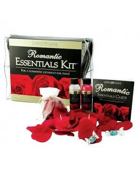 Lover's Choice Romantic Essentials Kit