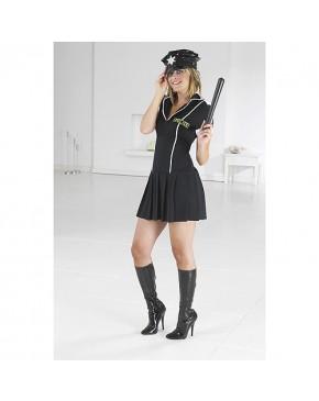 American Cop Costume N6611