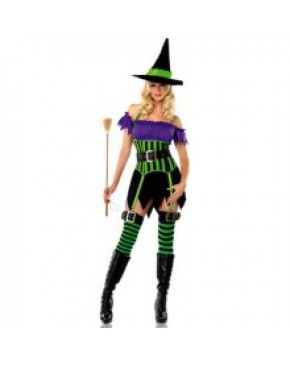 Leg Avenue Spell Binding Witch Costume