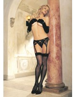 Shirley Of Hollywood Sheer Stockings 5027