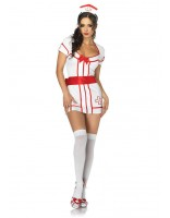 Leg Avenue Knockout Nurse Costume
