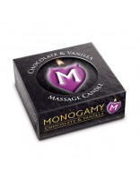 Monogamy Small Massage Candle 25g Chocolate & Vanilla