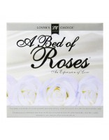 Lover's Choice Bed of Roses White