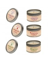 Simply Sensual Natural Pheromone Massage Candle