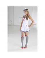 Ahoy There Sailor Girl Costume