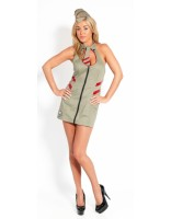Sexy Mayhem GI Jane Sexy Costume