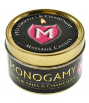 Monogamy  Large Massage Candle 65g MMCI65